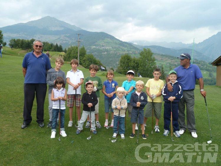 Golf: a Vuillerminaz e Real la Coppa Reverchon