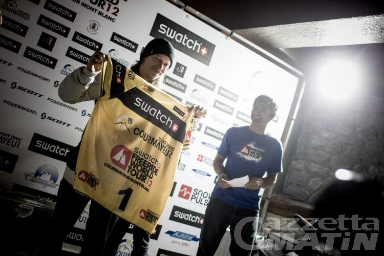 Freeride World Tour, il Mont Fortin aspetta