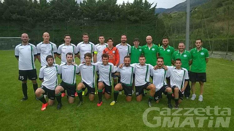Calcio: il Grand Combin vince ad Aymavilles