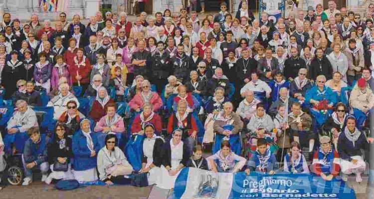 Lourdes, sono rientrati i pellegrini valdostani