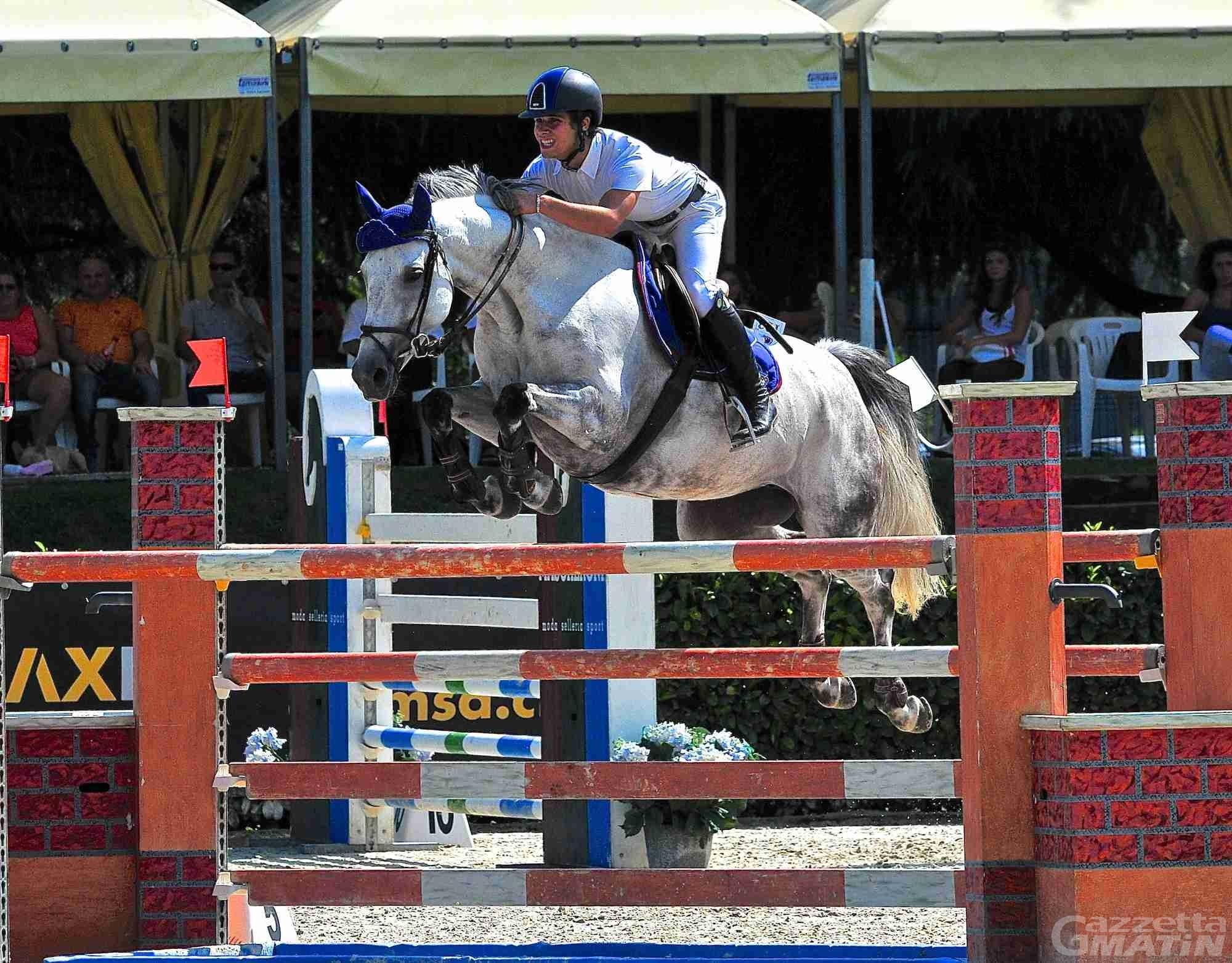 Equitazione: sabato la Festa dei Cavalieri Valdostani