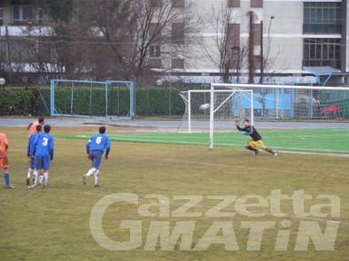 Calcio: Aygreville a forza tre in Eccellenza