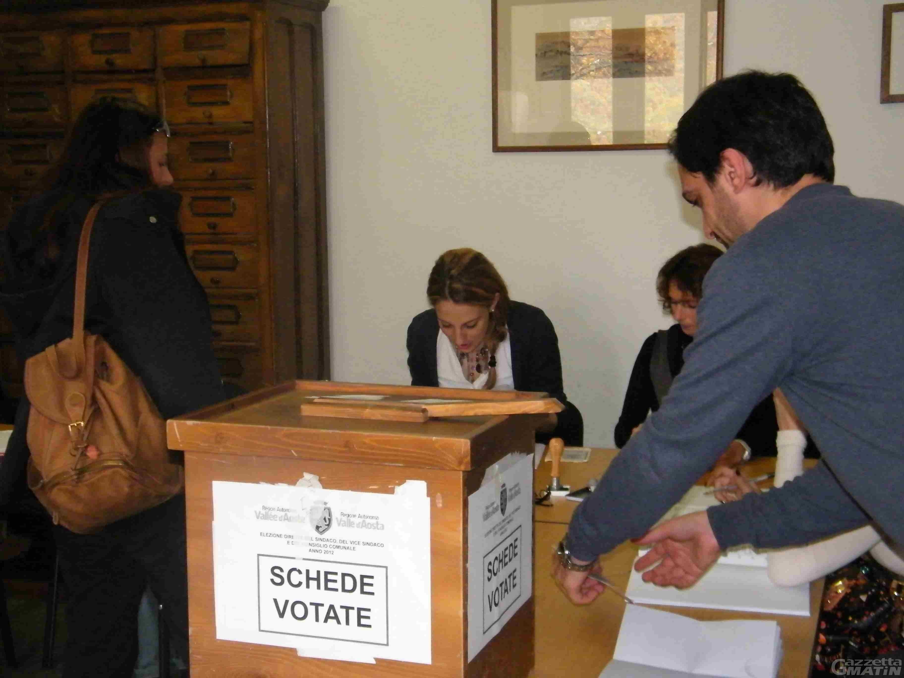 Courmayeur, ha votato il 71,32%