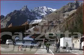 Immigrazione: due stranieri arrestati al Monte Bianco
