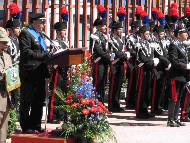Carabinieri: furti e consumo di stupefacenti in aumento