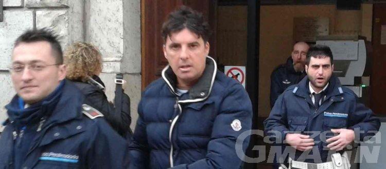 Truffa e violazione misure di sicurezza, arrestato ex tennista aostano