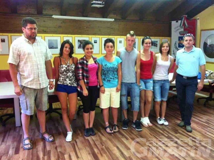 Task force di 9 ragazzi per il Comune