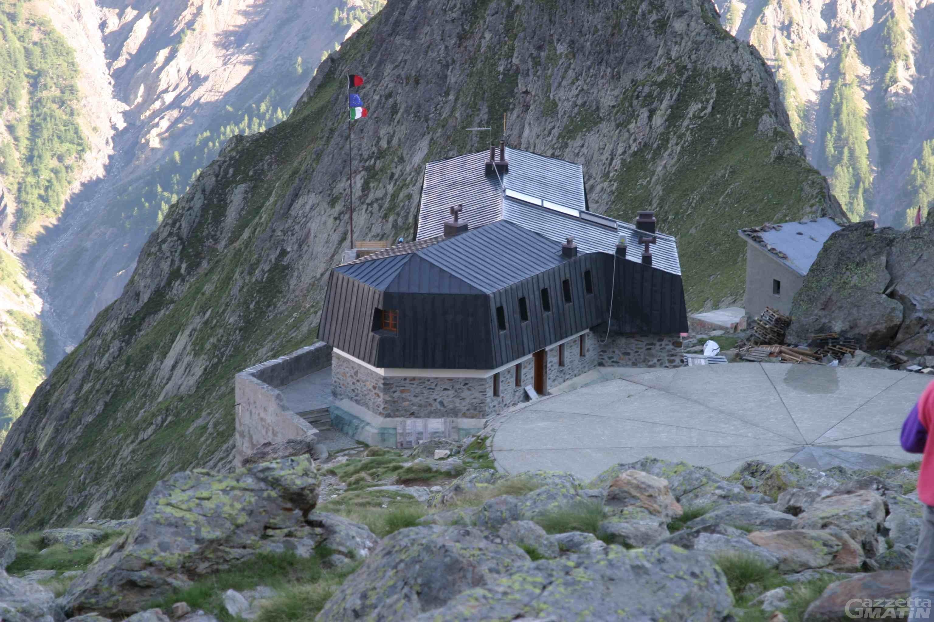 A scuola di alpinismo al Monzino