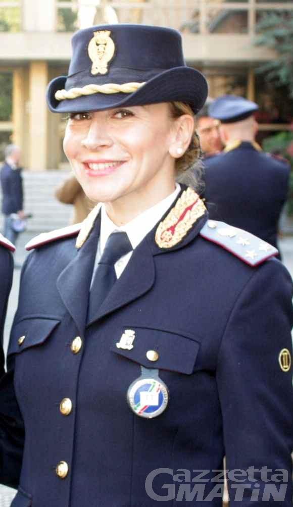Polizia di Stato: nuovo dirigente Ufficio Immigrazione ad Aosta ...