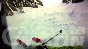 Monte Bianco, missione di soccorso nel Canale del Cesso