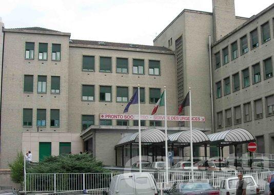 Atterraggio duro: due aostani finiscono all'ospedale