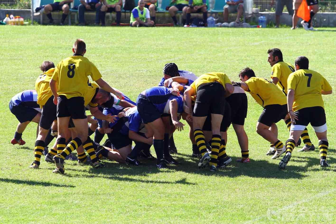 Rugby: lo Stade Valdôtain azzanna il Chieri