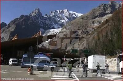 Traforo Monte Bianco: arrestato ricercato per droga