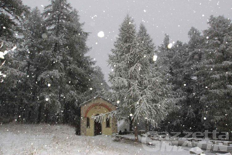 Courmayeur, chiusa per neve la Val Veny