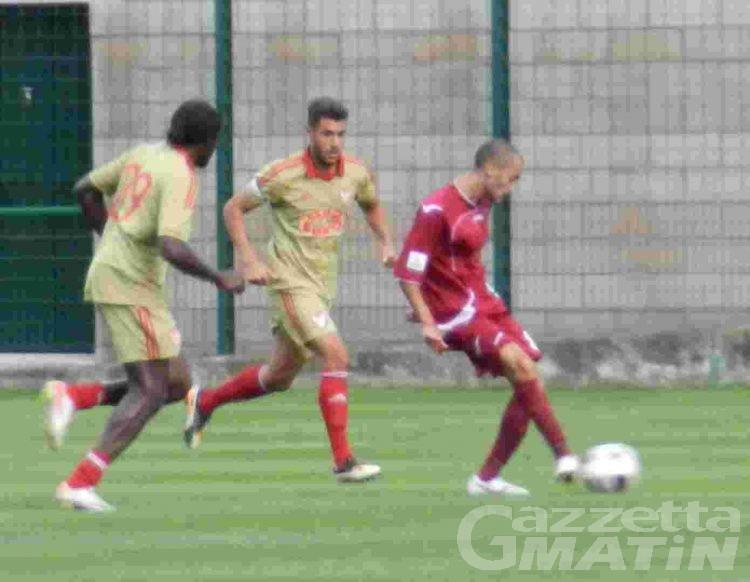 Calcio: il VdA si inchina 2-0 a Casale