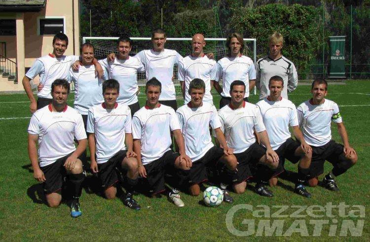 Calcio: le semifinali del Torneo C.M. Grand Combin