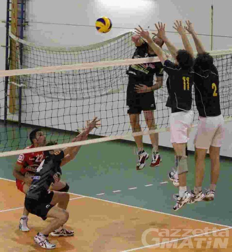 Volley: niente rimonta, l'Olimpia perde la finale