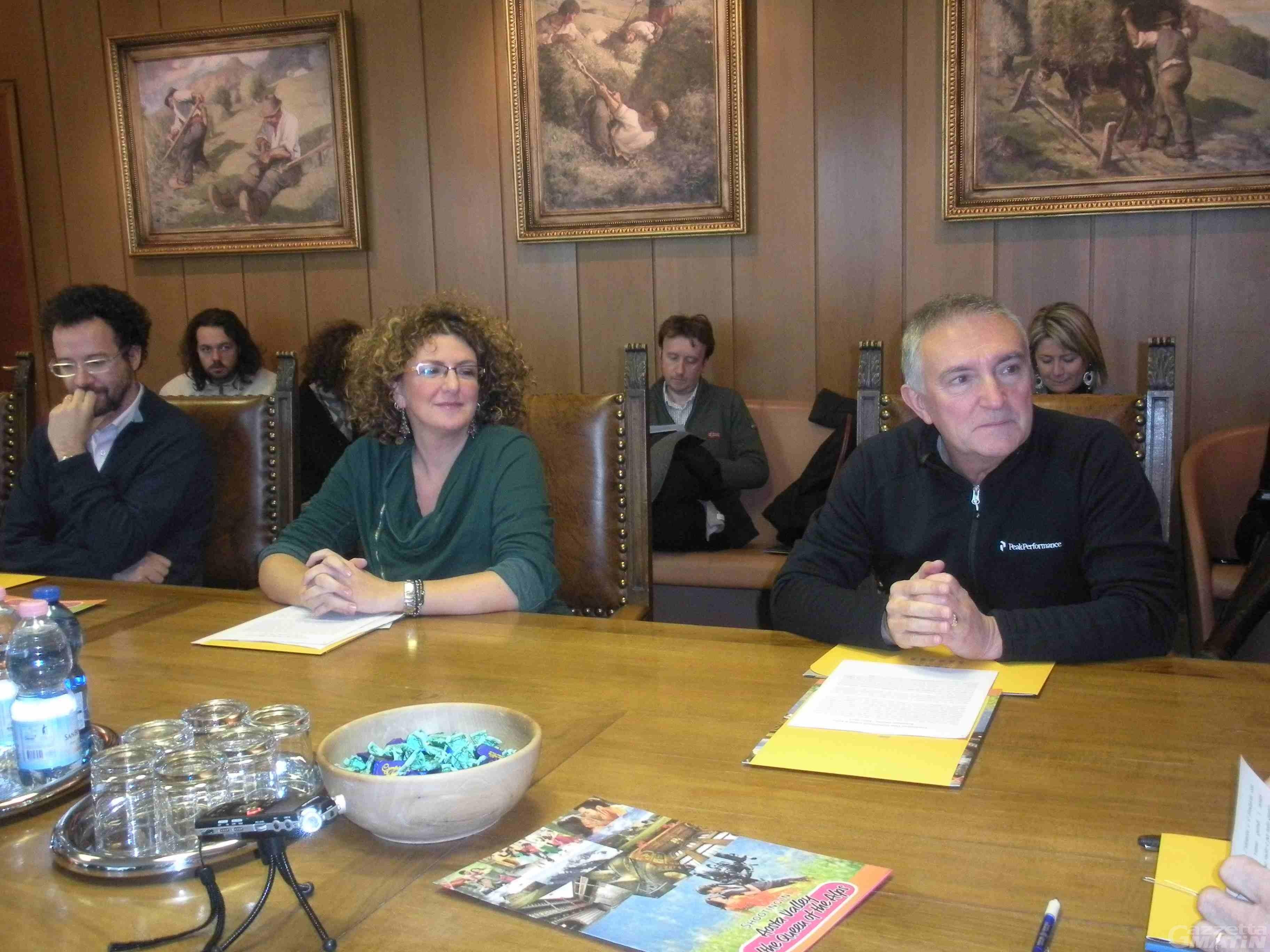 Alessandra Miletto presiederà la Film Commission VdA