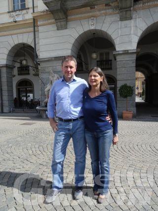 Elezioni Aosta, i complimenti a Centoz dal sindaco uscente di Aosta Bruno Giordano