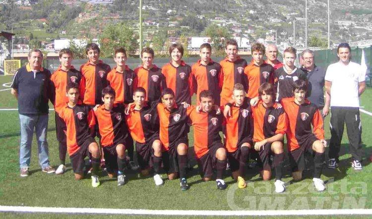 Calcio giovanile: i risultati del turno infrasettimanale
