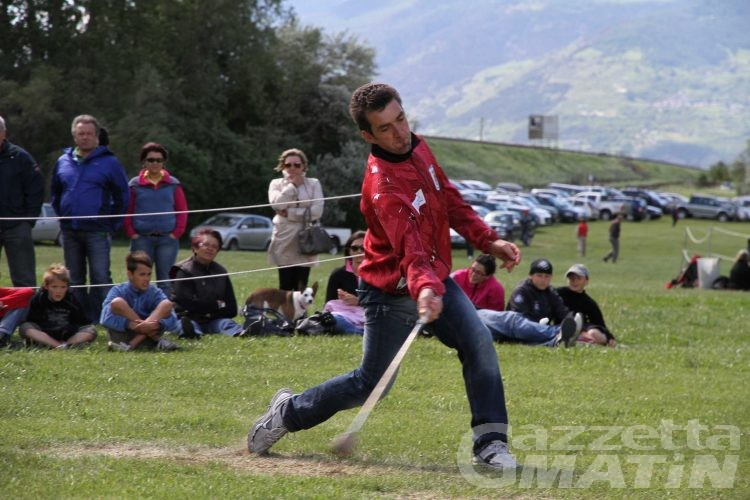 Sport popolari: nello tsan tonfo dei campioni primaverili del Montjovet I