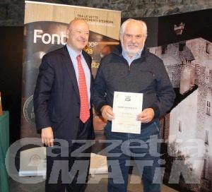 Premiazione Concorso Fontina d'Alpage 2016 (foto Sara Sergi)