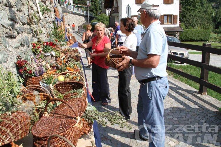 Antey-Saint-André, ultima passerella per l'artigianato di tradizione