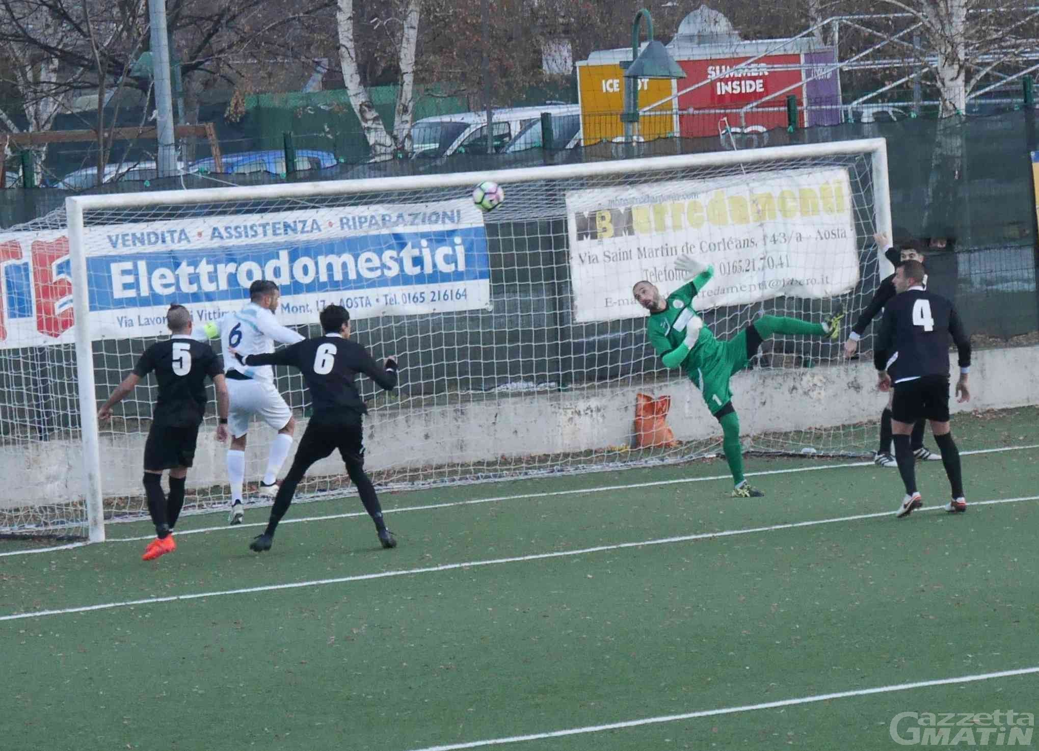 Calcio: lo Charva cerca la vendetta nel derby