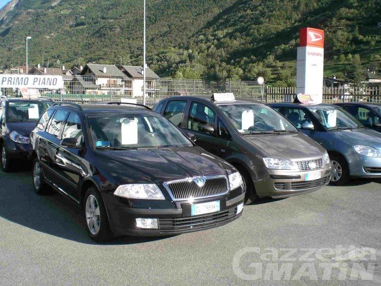 Crollano le vendite di auto e moto: concessionarie a rischio chiusura