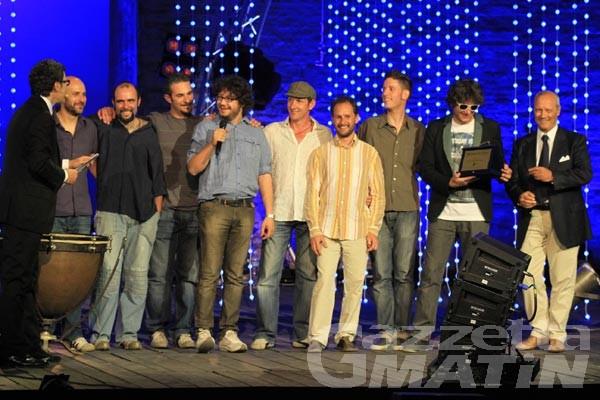 É degli Orage la miglior musica di Musicultura 2012