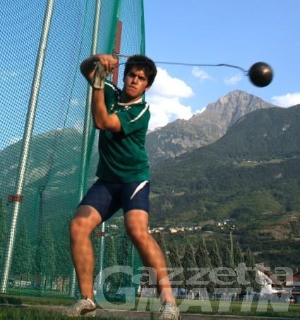 Atletica: Serpone stacca il passa per gli italiani di categoria