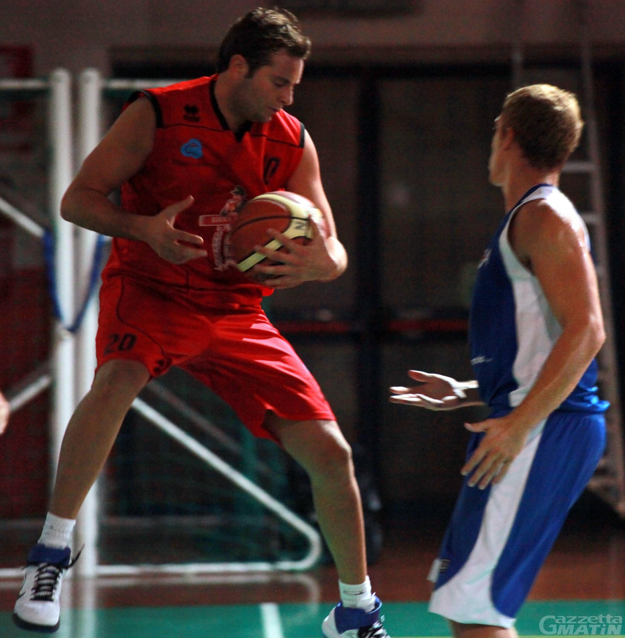 Basket: riscatto Moretti, cade ancora lo Chez Drink