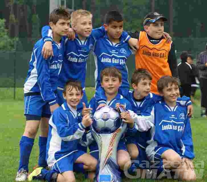 Calcio giovanile: domenica d'oro per le squadre rossonere