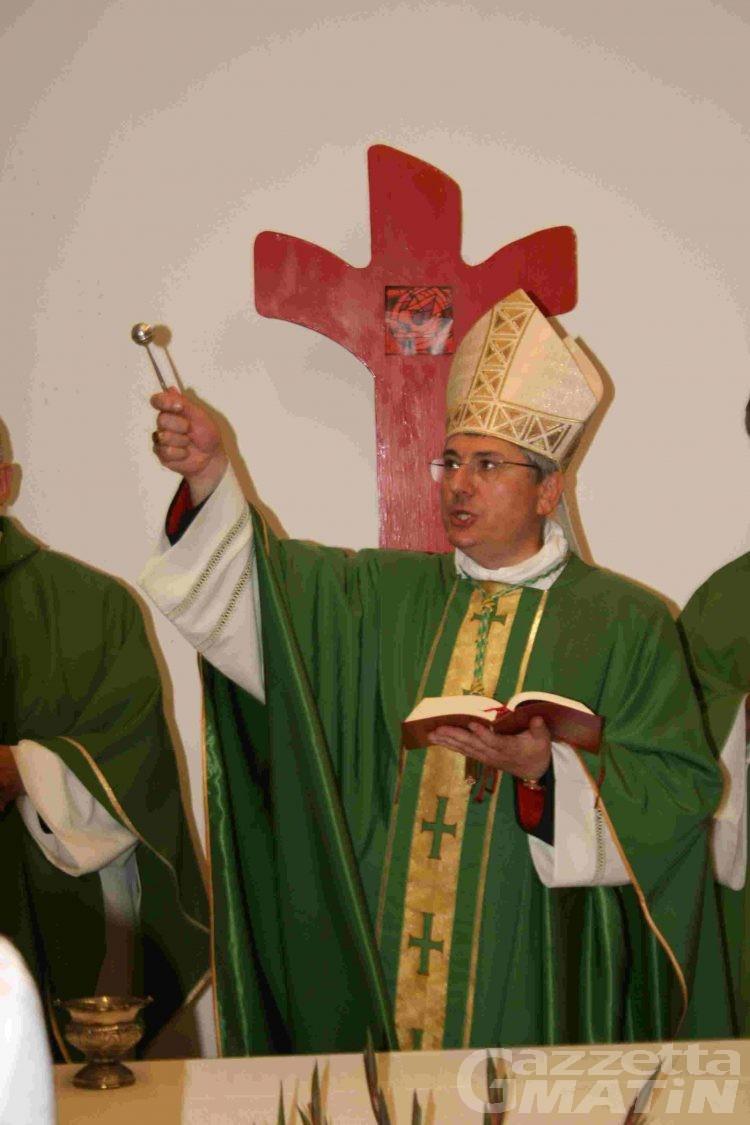 Signayes: taglio del nastro alla cure de Saint-Bernard