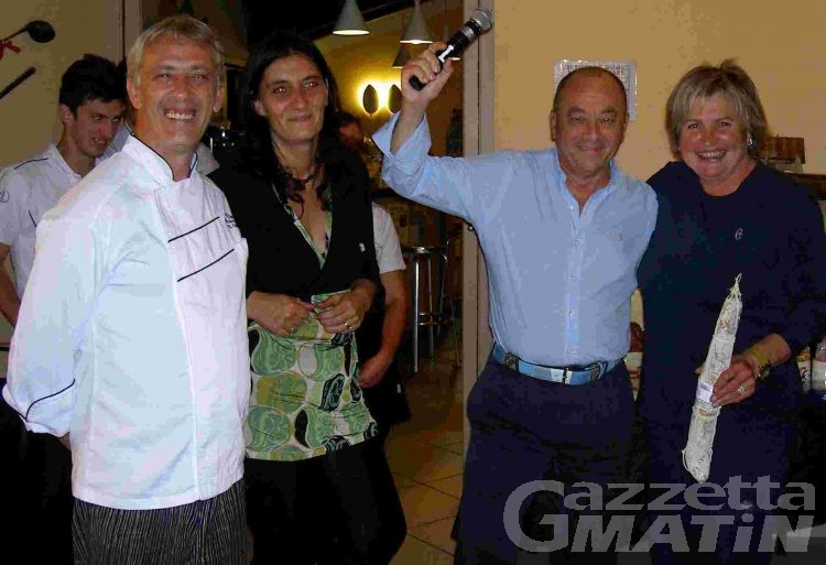 Golf: a Les Iles vince Giorgio Grosjean