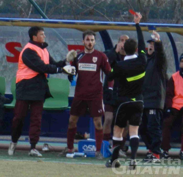 Calcio: il St-Chri VdA a Cantù senza Cusano