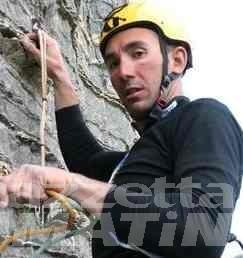 Al castello Cantore l'addìo all'Alpino Simone Gamba