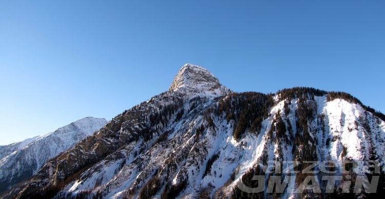 Montagna: un escursionista ligure disperso sul Mont Chetif