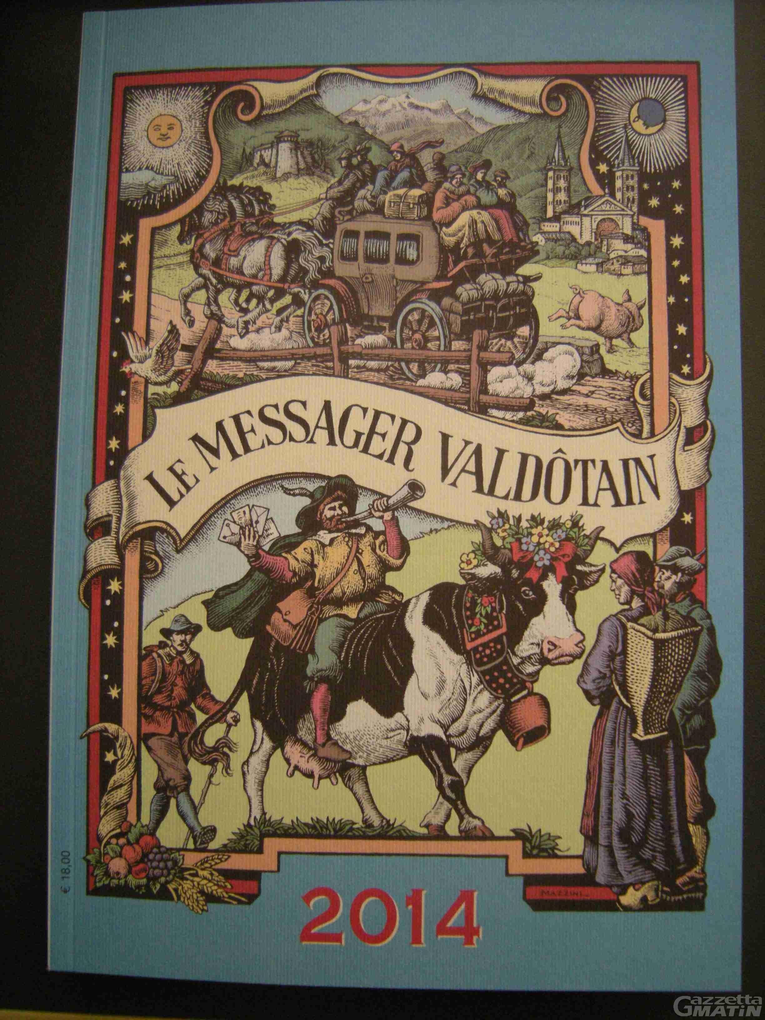 Editoria: Le Messager Valdôtain da domani in vendita