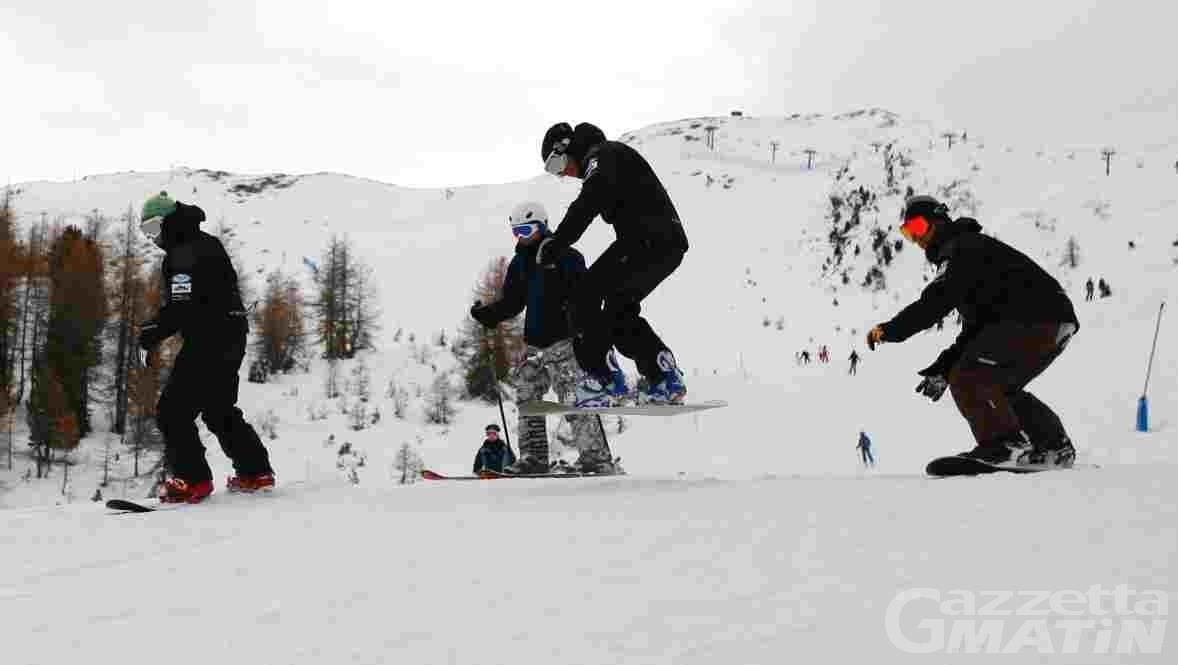 19 'no' per gli aspiranti maestri di snowboard