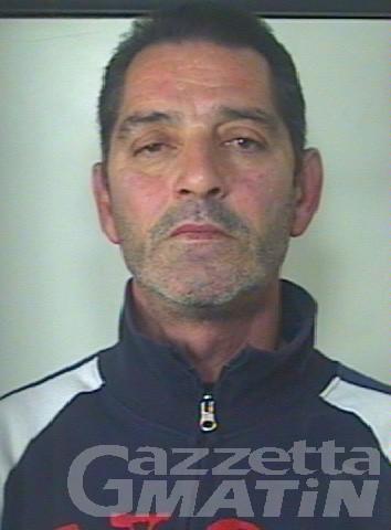 Annunziato Mammoliti arrestato per stalking