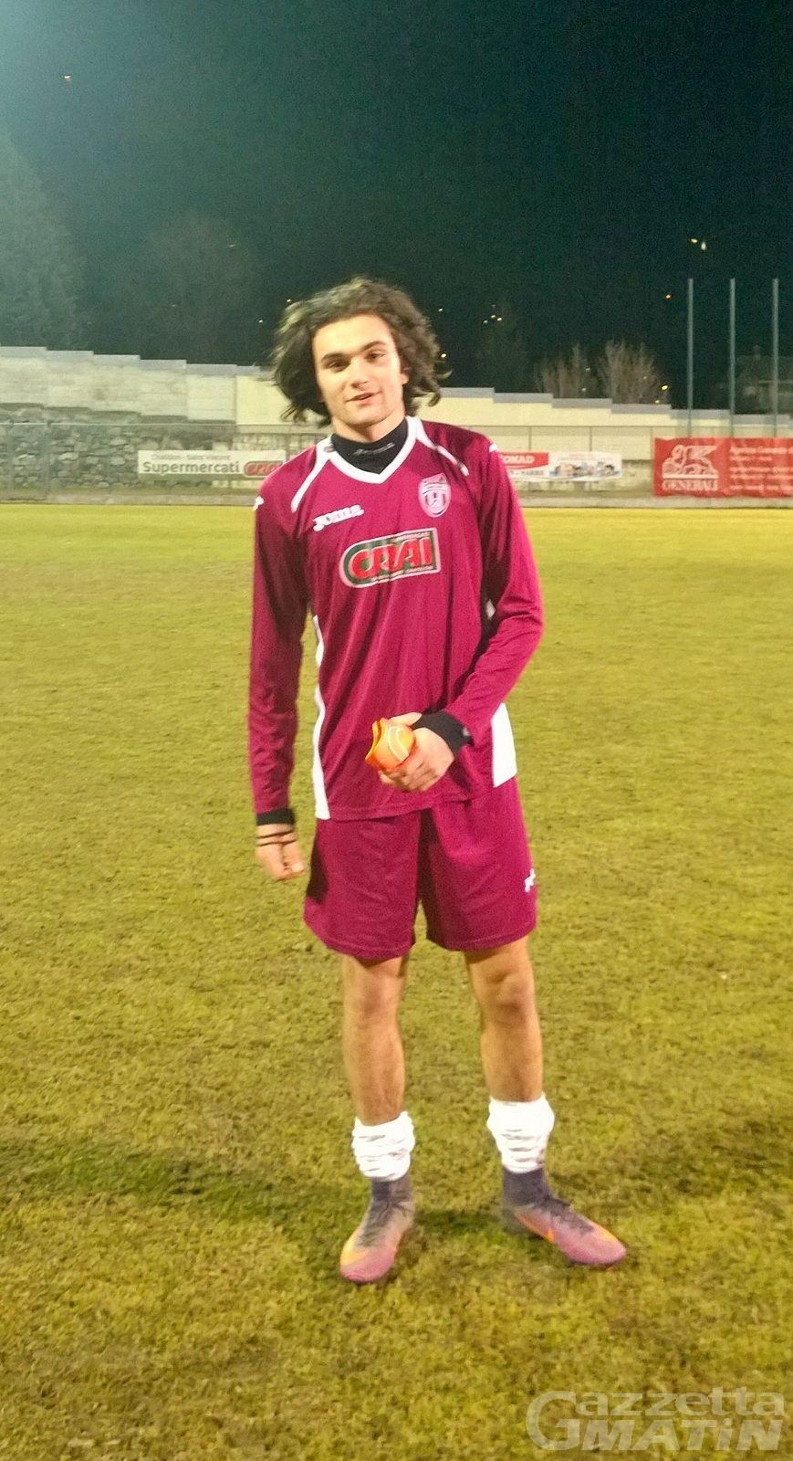 Calcio: vincono St-Vincent Châtillon e Grand Combin