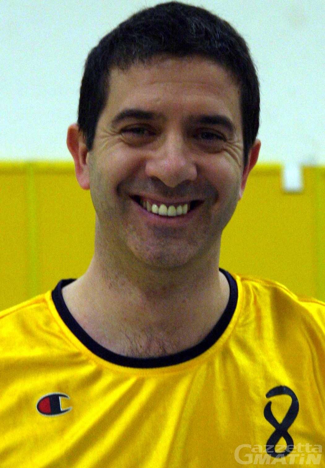 Basket: salta la panchina dell'Eteila, Aldo Grattacaso sostituisce il dimissionario Umberto Colombini