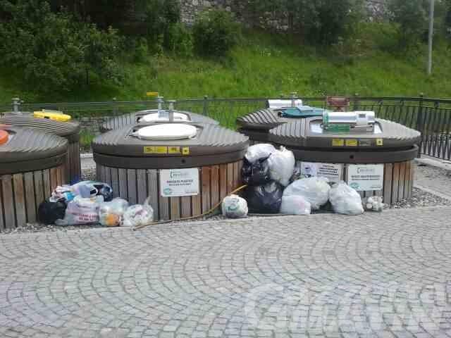 Grand Combin, ancora abbandono selvaggio dei rifiuti