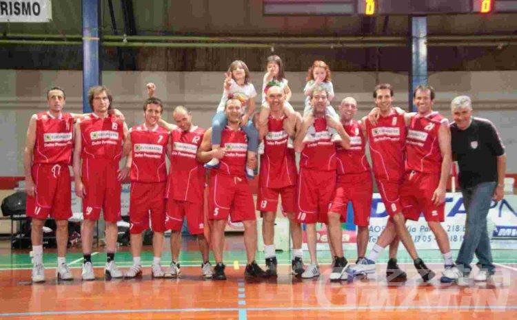 Basket: un quintetto novarese per l'EuroMaster
