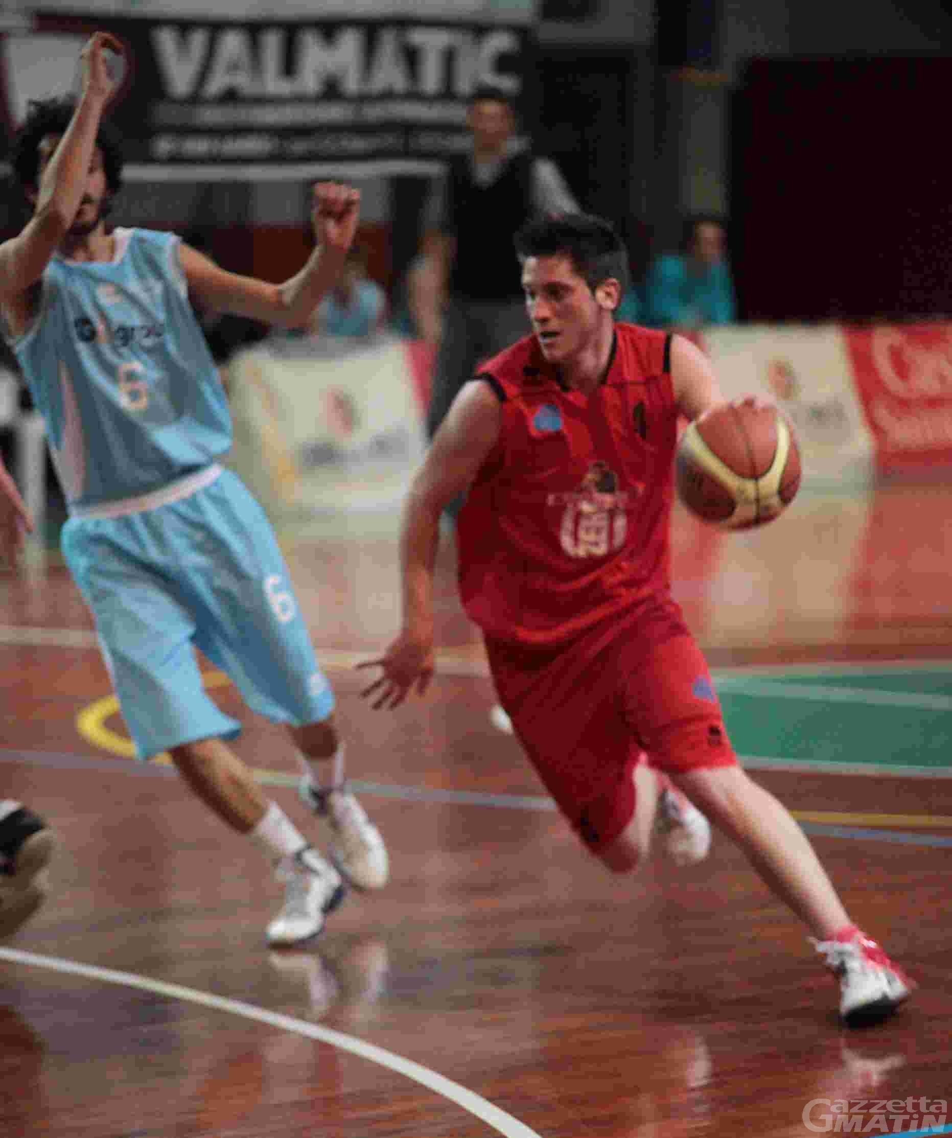Basket: doppia sconfitta per Moretti Zero e Chez Drink