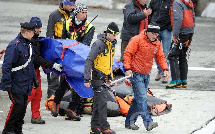 Montagna: oggi il nullaosta per il trasferimento del corpo dell'alpinista francese morta sulle Grandes Jorasses