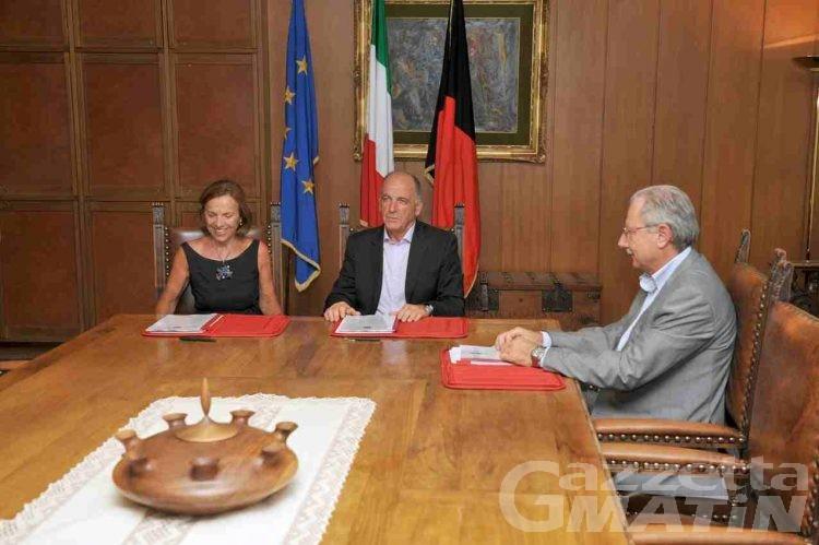 Incontro sull'occupazione con il ministro Elsa Fornero