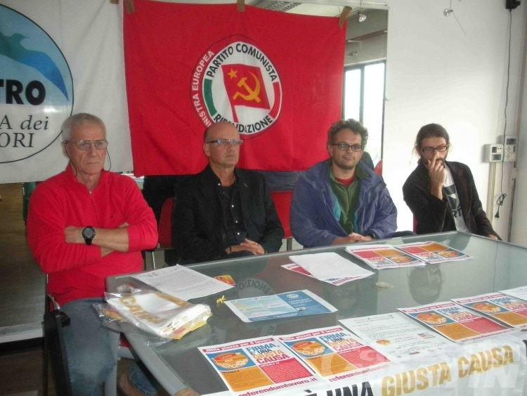 Parte la raccolta per quattro refendum contro la casta e in difesa dei lavoratori