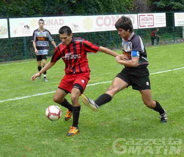 Calcio: il VdA perde in casa, botto dell'Aygre